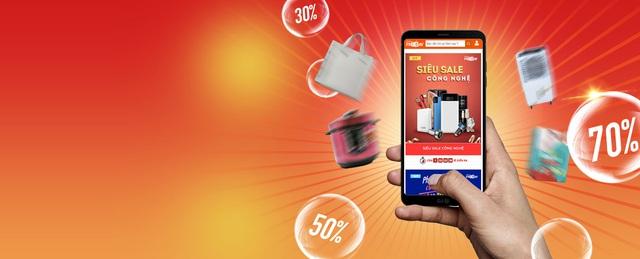 Chính thức khởi động Ngày hội mua sắm trực tuyến lớn nhất Việt Nam Online Friday 2020 - Ảnh 1.