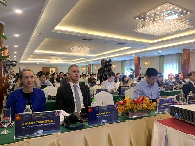 Việt Nam sẽ trở thành địa điểm đầu tư lý tưởng của chuỗi cung ứng toàn cầu - Ảnh 1.