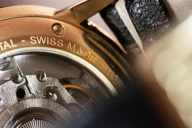 Xuất khẩu đồng hồ Thụy Sỹ giảm mạnh nhất trong 80 năm qua - Ảnh 1.