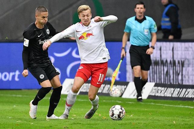 Lịch thi đấu và trực tiếp vòng 8 Bundesliga: Tâm điểm Frankfurt - RB Leipzig! - Ảnh 2.