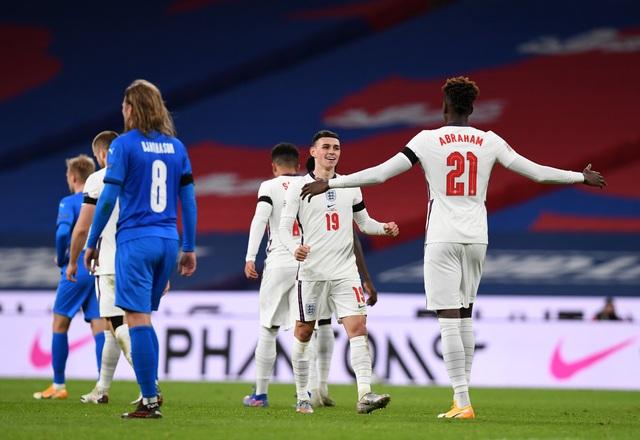 Kết quả Nations League sáng 19/11: ĐT Hà Lan 2-1 ĐT Ba Lan, ĐT Anh 4-0 ĐT Iceland, ĐT Italia 2-0 Bosnia và Herzegovina - Ảnh 1.