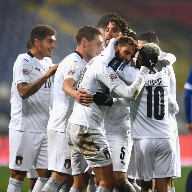 Kết quả Nations League sáng 19/11: ĐT Hà Lan 2-1 ĐT Ba Lan, ĐT Anh 4-0 ĐT Iceland, ĐT Italia 2-0 Bosnia và Herzegovina - Ảnh 3.