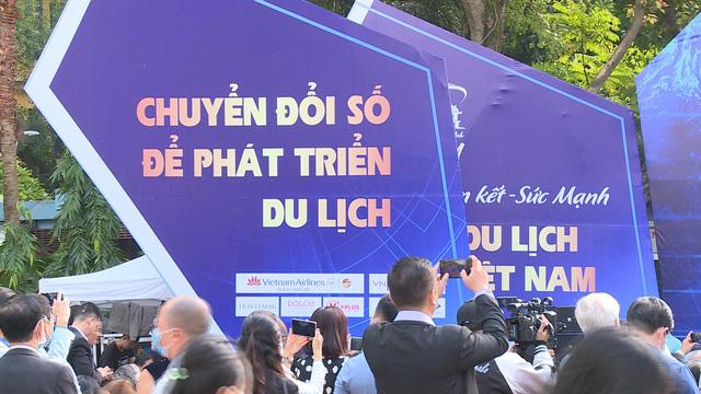 Hội chợ du lịch quốc tế Việt Nam: Nỗ lực chuyển đổi số, vực dậy ngành du lịch - Ảnh 1.