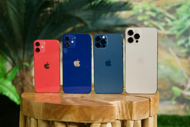 iPhone 12 Pro Max chỉ xếp thứ tư về khả năng chụp ảnh - Ảnh 2.