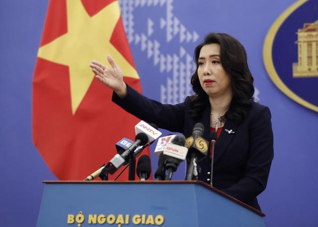 Bộ Ngoại giao nói gì về thông tin cựu Thứ trưởng Hồ Thị Kim Thoa bị bắt ở Pháp? - Ảnh 1.