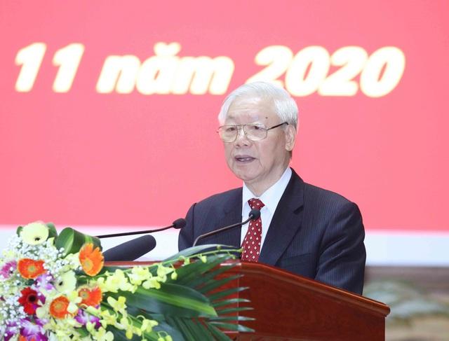 Tổng Bí thư, Chủ tịch nước: Kiên quyết chống phe cánh, lợi ích nhóm trong công tác nhân sự - Ảnh 2.