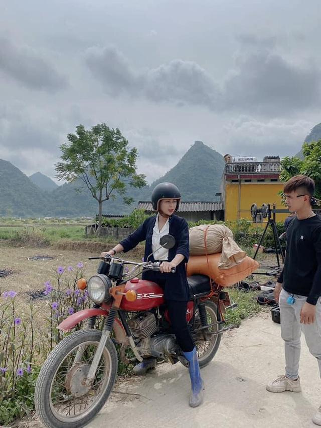 Việt Anh bị bạn diễn nữ hạ đo ván trong phim mới - Ảnh 4.