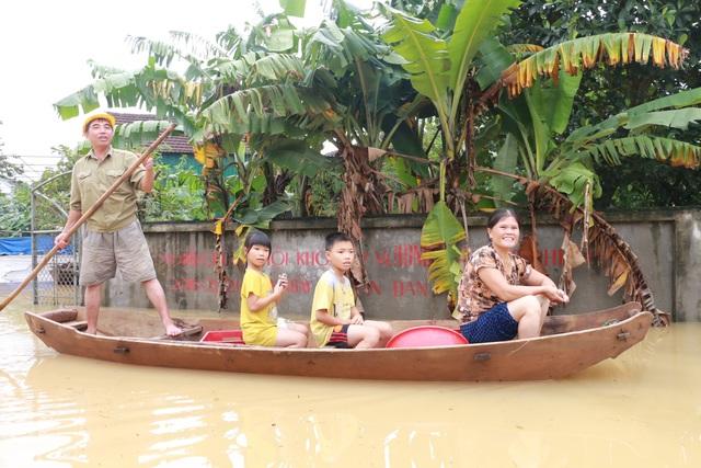Nhiều trường tại Nghệ An chưa thể dạy học trở lại vào tuần này - Ảnh 1.