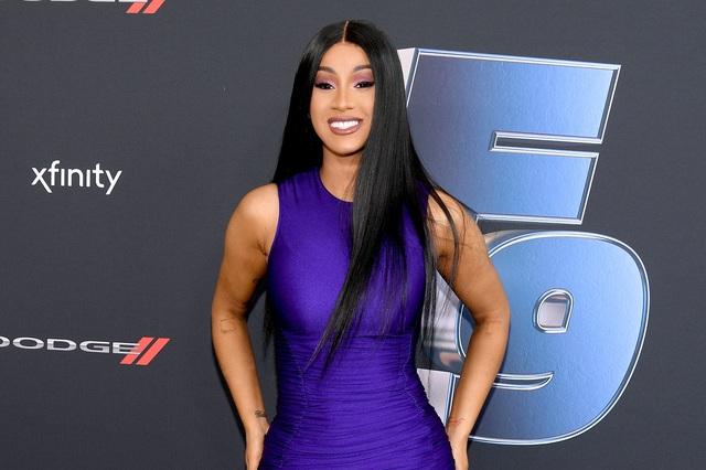 Cardi B được vinh danh Người phụ nữ của năm 2020 - Ảnh 1.
