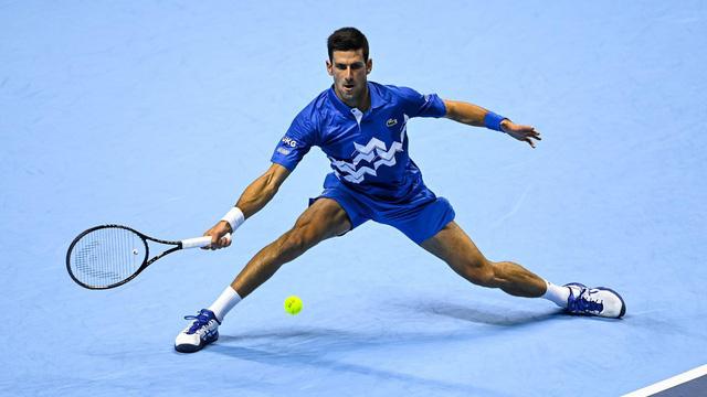 ATP Finals: Novak Djokovic giành quyền vào bán kết - Ảnh 3.