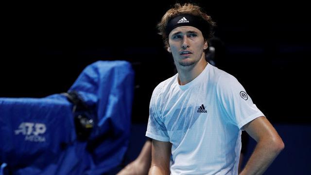 ATP Finals: Novak Djokovic giành quyền vào bán kết - Ảnh 2.