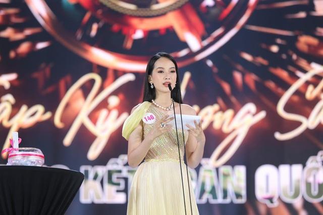 Top 5 Hoa hậu Việt Nam 2020 thi ứng xử ra sao? - Ảnh 4.