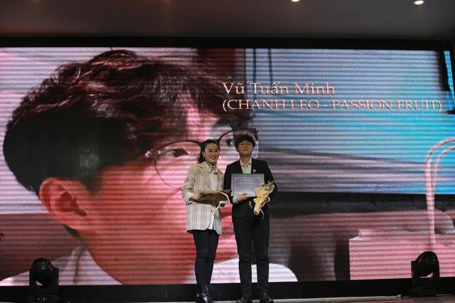 Hào hứng đêm hội trao giải cuộc thi làm phim dành cho học sinh Red Carpet - Ảnh 3.