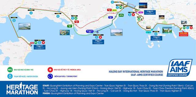 Giải Marathon Quốc tế Di sản Vịnh Hạ Long 2020 được trực tiếp trên ứng dụng VTV Sports  - Ảnh 1.