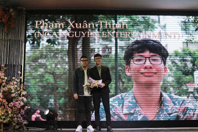 Hào hứng đêm hội trao giải cuộc thi làm phim dành cho học sinh Red Carpet - Ảnh 5.