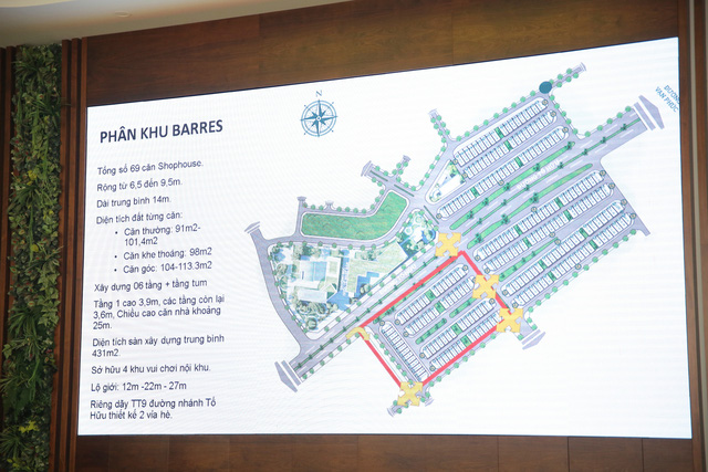 Mở bán phân khu Barres - Him Lam Vạn Phúc với ưu đãi đặc biệt - Ảnh 4.