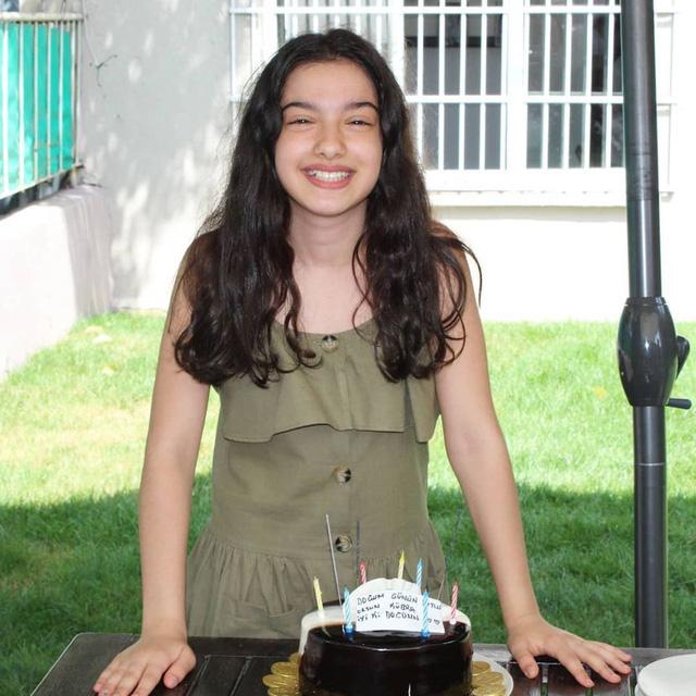 Trái tim phụ nữ: Sau 3 năm, cô bé Nisan giờ đã thành thiếu nữ - Ảnh 12.