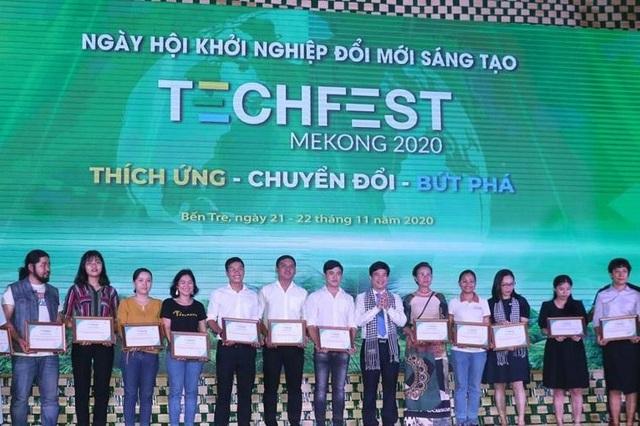 Techfest Mekong 2020 sẽ liên kết và phát triển khởi nghiệp sáng tạo giữa ĐBSCL và cả nước - Ảnh 4.