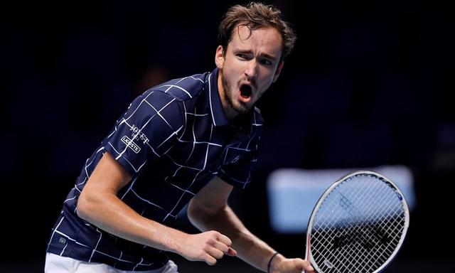 Gục ngã trước Medvedev, Nadal dừng bước tại bán kết ATP Finals 2020 - Ảnh 5.