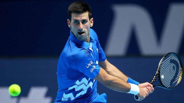 Thắng kịch tính trước Djokovic, Thiem tiến vào chung kết ATP Finals 2020 - Ảnh 3.
