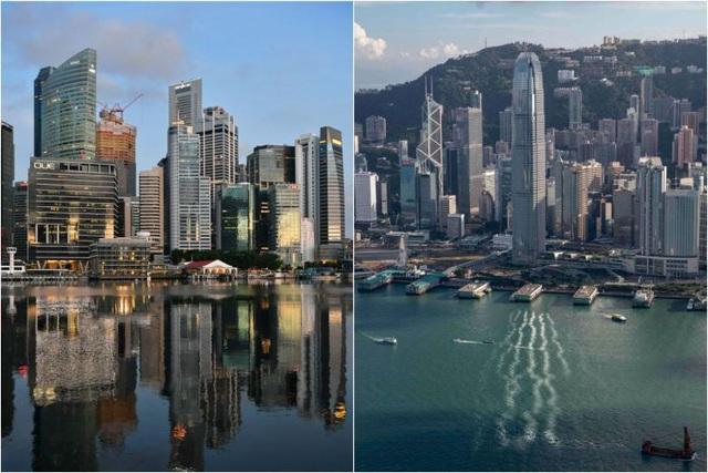Bong bóng du lịch Singapore - Hong Kong (Trung Quốc) bị hoãn trước làn sóng dịch COVID-19 mới - Ảnh 3.