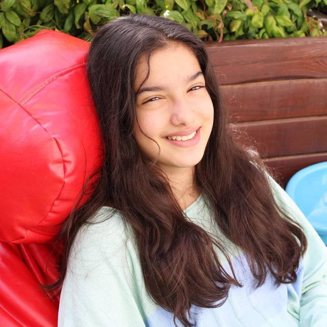 Trái tim phụ nữ: Sau 3 năm, cô bé Nisan giờ đã thành thiếu nữ - Ảnh 10.