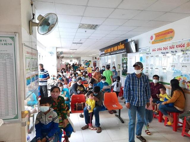 Trái tim cho em khám tầm soát tim cho hơn 600 trẻ em tại Cần Thơ - Ảnh 2.