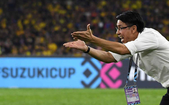 LĐBĐ Malaysia gia hạn hợp đồng với HLV Tan Cheng Hoe - Ảnh 1.