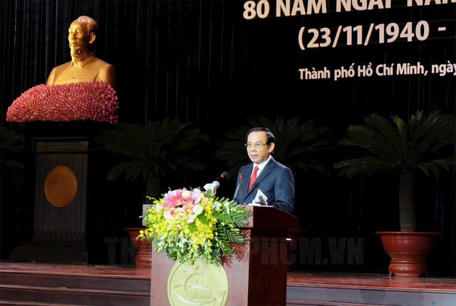 Kỷ niệm 80 năm Ngày Nam Kỳ khởi nghĩa: Sáng ngời tinh thần quật khởi của dân tộc Việt Nam - Ảnh 1.