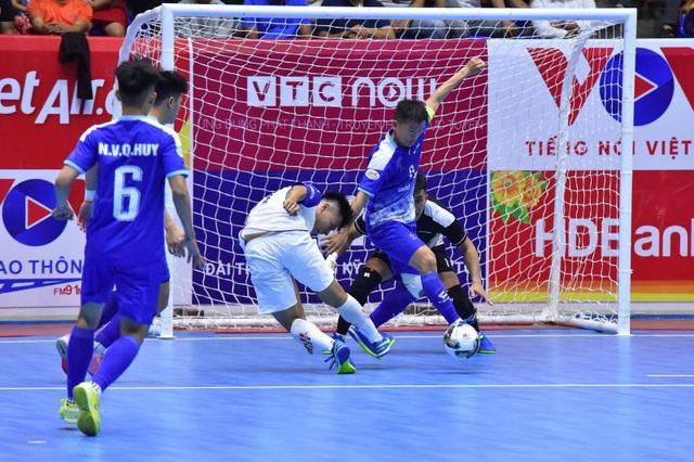 Giải Futsal Cúp Quốc gia 2020: Xác định 4 đội bóng vào bán kết! - Ảnh 1.