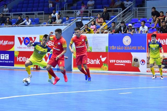 Giải Futsal Cúp Quốc gia 2020: Xác định 4 đội bóng vào bán kết! - Ảnh 3.