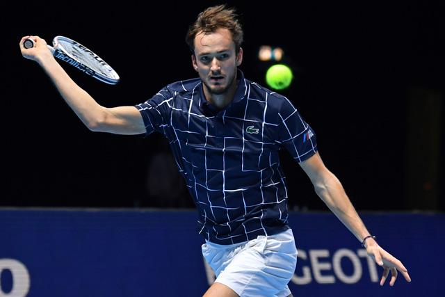 Vượt qua Thiem, Daniil Medvedev vô địch ATP Finals 2020 - Ảnh 1.
