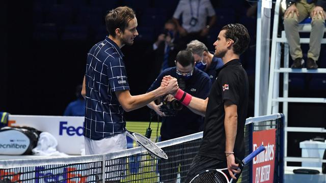 Vượt qua Thiem, Daniil Medvedev vô địch ATP Finals 2020 - Ảnh 3.