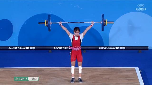 Hai VĐV cử tạ Việt Nam bị cấm thi đấu 4 năm vì doping - Ảnh 1.