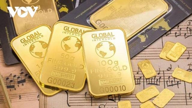 Giá vàng năm 2021: Trên đỉnh cao hay dưới vực sâu? - ảnh 1