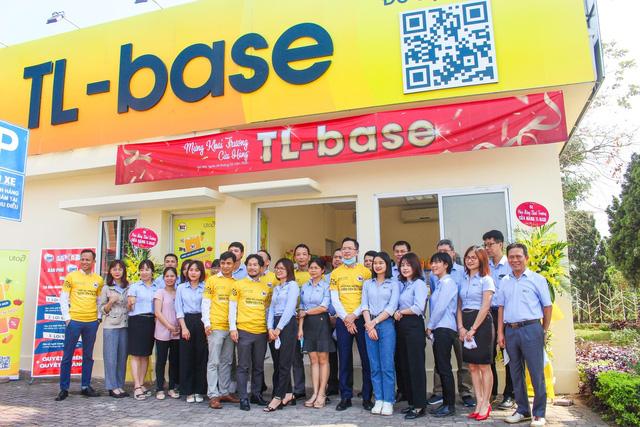Ra mắt hệ sinh thái mua sắm trực tuyến TL-base - Ảnh 2.
