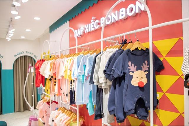 Mùa đông gõ cửa, ba mẹ qua Bonbon Kids sắm đồ cho bé thôi! - Ảnh 2.