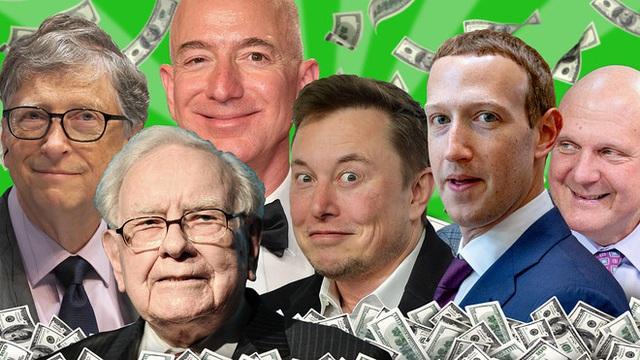 Vượt Bill Gates, Elon Musk trở thành người giàu thứ 2 thế giới - Ảnh 2.