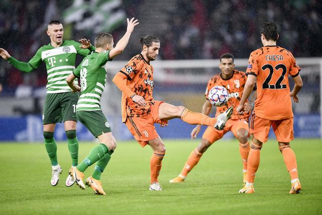Lịch thi đấu UEFA Champions League đêm nay 24/11: Man Utd - Istanbul, Juventus - Ferencvaros, Dinamo Kyiv - Barcelona... - Ảnh 2.