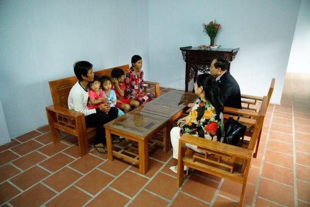 Hiệp hội Tấm lợp Việt Nam bàn giao 2 ngôi nhà tình nghĩa cho các gia đình khó khăn tại Cần Thơ - Ảnh 3.