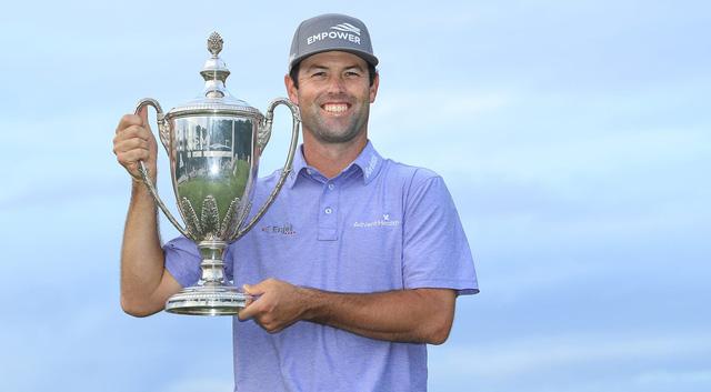 Những nhà vô địch Golf tuần qua - Ảnh 1.