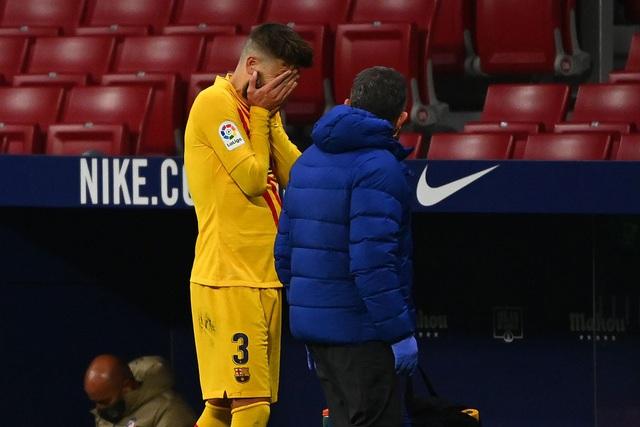 Barcelona thay đổi mục tiêu chuyển nhượng trong tháng 1/2021 - Ảnh 1.