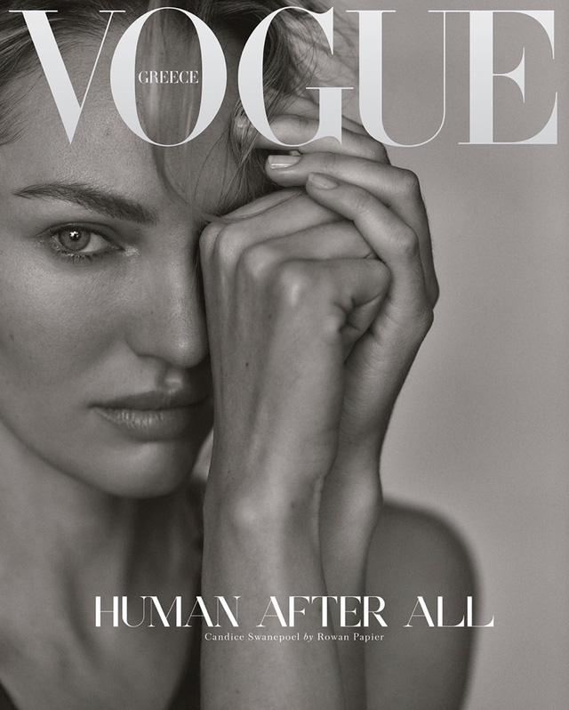 3 chân dài siêu đẹp đổ bộ Vogue cuối năm - Ảnh 1.