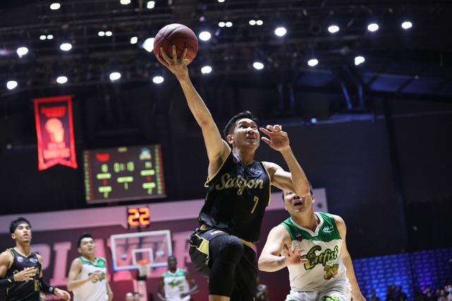 VBA Playoffs 2020 - Game 1: Saigon Heat khởi đầu thuận lợi - Ảnh 3.