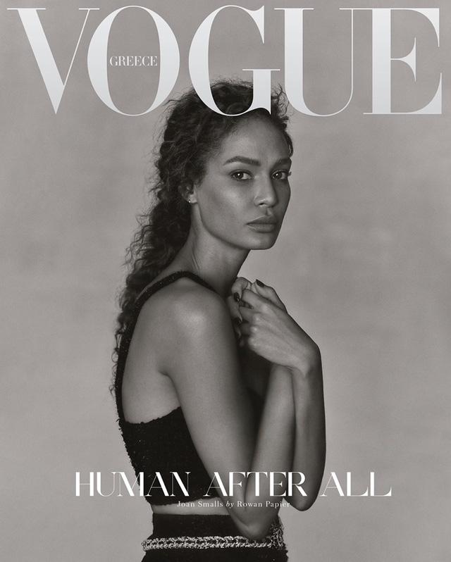 3 chân dài siêu đẹp đổ bộ Vogue cuối năm - Ảnh 3.