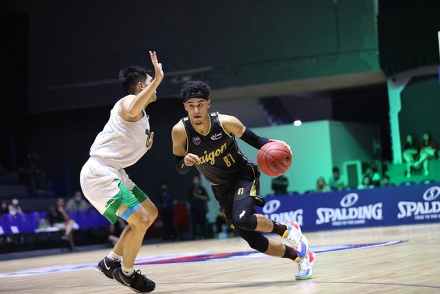 VBA Playoffs 2020 - Game 1: Saigon Heat khởi đầu thuận lợi - Ảnh 1.