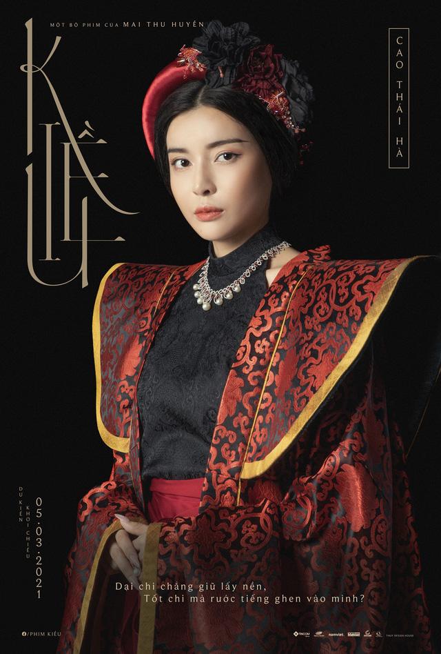 Lý do Mai Thu Huyền giao vai Hoạn Thư phim Kiều cho Cao Thái Hà - ảnh 1