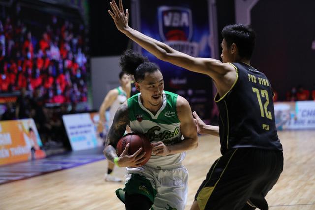 VBA Playoffs 2020 - Game 1: Saigon Heat khởi đầu thuận lợi - Ảnh 2.
