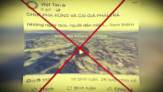 Đối diện tháng 11: Ngăn chặn luận điệu xuyên tạc về đất nước (20h10, VTV1) - Ảnh 1.