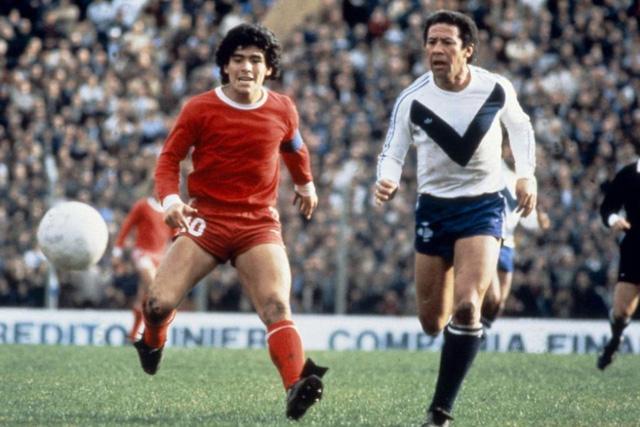 """Diego Maradona - Tiểu sử và thành tích của """"cậu bé vàng"""" Argentina - Ảnh 2."""
